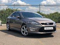 2012 FORD MONDEO 2.2 TITANIUM X SPORT TDCI 5d AUTO 197 BHP £7445.00