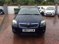 USED 2007 57 TOYOTA AVENSIS 2.2 TR D-4D 5d 148 BHP