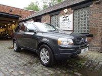 2010 VOLVO XC90 2.4 D5 ACTIVE AWD 5d 185 BHP £7995.00