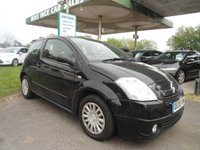USED 2008 08 CITROEN C2 1.1 RHYTHM 3d 60 BHP