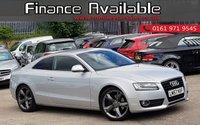 2008 AUDI A5 3.2 FSI SPORT 3d AUTO 262 BHP £5888.00