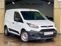 USED 2016 16 FORD TRANSIT CONNECT 1.6 200 P/V 1d 74 BHP