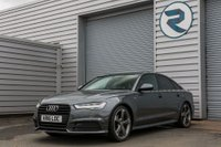 USED 2016 16 AUDI A6 2.0 TDI ULTRA BLACK EDITION 4d AUTO 188 BHP