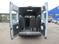 USED 2012 12 PEUGEOT BOXER 2.2 HDI 335 L3H2 1d 130 BHP