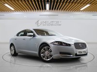 "USED 2014 14 JAGUAR XF 2.2 D LUXURY 4d AUTO 163 BHP SATNAV | LEATHERS | 17"" ALLOYS 