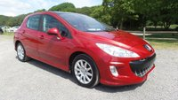 USED 2008 08 PEUGEOT 308 1.6 SE HDI 5d 108 BHP PANORAMIC ROOF, 2 X KEYS, CAMBELT AND WATER PUMP CHANGED, SERVICE HISTORY, CRUISE CONTROL, CLIMATE CONTROL, ALLOY-WHEELS, REMOTE LOCKING, ELECTRIC WINDOWS, ELECTRIC FOLDING MIRRORS,
