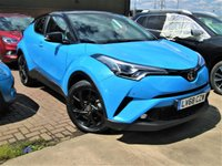 USED 2018 68 TOYOTA CHR 1.2 DYNAMIC 5d 114 BHP ANY PART EXCHANGE WELCOME, COUNTRY WIDE DELIVERY ARRANGED, HUGE SPEC