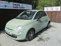 USED 2008 58 FIAT 500 1.2 POP 3d 69 BHP FINANCE AVAILABLE FROM £32 PER WEEK OVER TWO YEARS - SEE FINANCE LINK FOR DETAILS