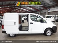 USED 2012 62 NISSAN NV200 1.5 SE DCI 90 BHP SWB VAN '' YOU'RE IN SAFE HANDS  ''  WITH THE AA DEALER PROMISE
