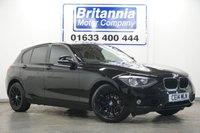 2014 BMW 1 SERIES 1.6 116i SE 5 DOOR 135 BHP £9390.00