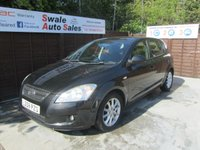 USED 2008 08 KIA CEED 1.6 LS CRDI 5d 114 BHP FINANCE AVAILABLE FROM £19 PER WEEK OVER TWO YEARS - SEE FINANCE LINK FOR DETAILS