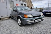 1991 FORD FIESTA RS Turbo 1.6 3dr ( 133 bhp ) £15995.00