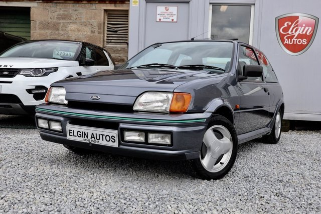 1991 H FORD FIESTA RS Turbo 1.6 3dr ( 133 bhp )