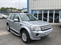 USED 2011 60 LAND ROVER FREELANDER 2.2 SD4 XS 5d AUTO 190 BHP