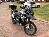 USED 2017 17 BMW R 1200 1170cc R 1200 GS 123 BHP