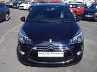 USED 2015 15 DS DS 3 1.6 BLUEHDI 1955 S/S 3d 98 BHP FREE ANNUAL ROAD TAX