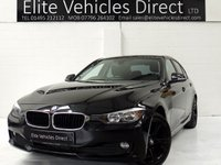 2013 BMW 3 SERIES 2.0 318D SE 4d 141 BHP