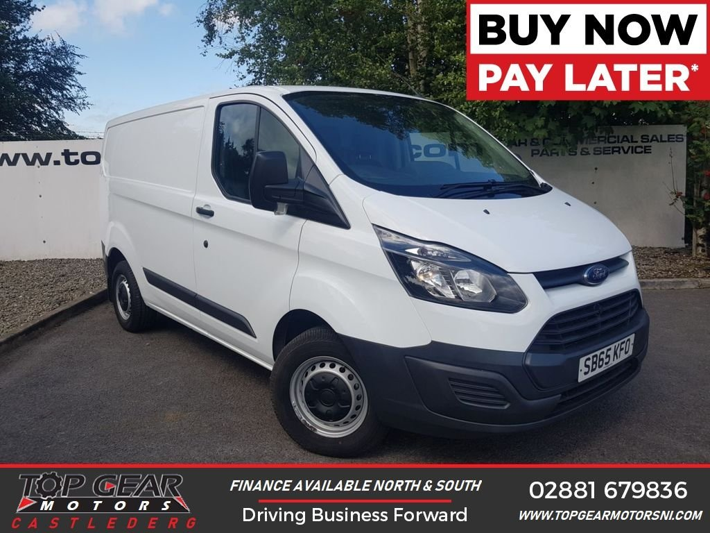 USED 2016 65 FORD TRANSIT CUSTOM  270 2.2 100-155 BHP L1 H1**OVER 90 VANS IN STOCK**
