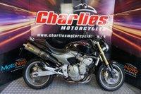 2006 HONDA CB Honda Hornet 600 CB600F Upside down forks £SOLD