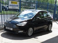 USED 2016 FORD C-MAX 1.0 TITANIUM 5d Sat nav Cruise DAB Climate Finance arranged Part exchange available Open 7 days