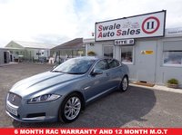 USED 2014 14 JAGUAR XF 2.2 D PREMIUM LUXURY 4d DOOR AUTO 200 BHP £69 PER WEEK, NO DEPOSIT - SEE FINANCE LINK