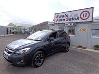 2013 SUBARU XV 2.0 I SE LUX NAV 5 DOOR AUTO 150 BHP £10195.00