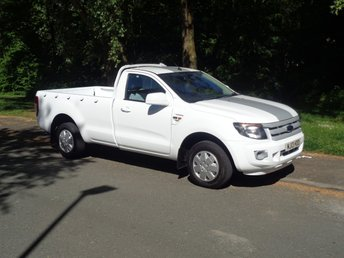 2013 FORD RANGER 2.2 XL 4X2 DCB TDCI 1d 148 BHP REGULAR CAB £8995.00