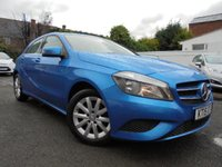 USED 2015 15 MERCEDES-BENZ A CLASS 1.5 A180 CDI BLUEEFFICIENCY SE 5d AUTO 109 BHP ZERO ROAD TAX BLUETOOTH INTERFACE