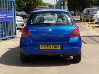 USED 2009 59 SUZUKI SWIFT 1.5 GLX 5d 100 BHP NEW MOT, SERVICE & WARRANTY