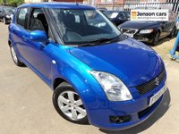 2009 SUZUKI SWIFT 1.5 GLX 5d 100 BHP £2990.00