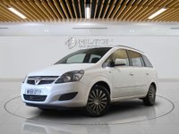 USED 2011 61 VAUXHALL ZAFIRA 1.6 EXCLUSIV 5d 113 BHP 7 SEATER | BEST FAMILY MPV