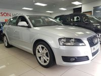 USED 2009 09 AUDI A3 1.9 TDI E SPORT 5d+LOW INSURANCE+SERVICE HISTORY+