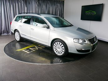 2010 VOLKSWAGEN PASSAT 2.0 HIGHLINE PLUS TDI BLUEMOTION TECHNOLOGY 5d 138 BHP £4150.00
