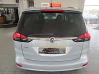 USED 2015 VAUXHALL ZAFIRA TOURER 2.0 SRI CDTI 5d 128 BHP