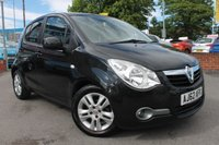 USED 2012 62 VAUXHALL AGILA 1.2 SE 5d AUTO 93 BHP VERY RARE AUTOMATIC AGILA - GREAT LITTLE ALL ROUNDER - FULL SERVICE HISTORY - 2 OWNERS