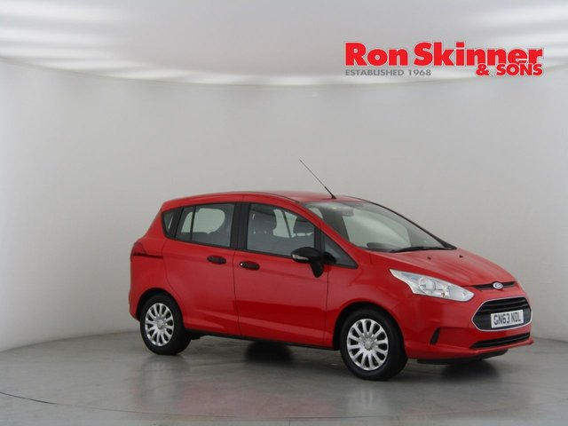 View our 2013 63 FORD B-MAX 1.4 STUDIO 5d 89 BHP