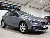 USED 2015 15 VOLVO V40 2.0 D2 CROSS COUNTRY LUX 5d 118 BHP