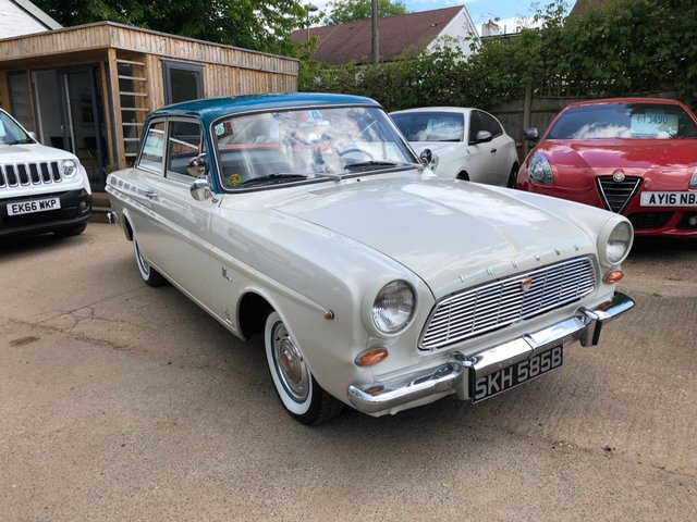 View our FORD TAUNUS