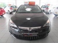 2013 VAUXHALL ASTRA 1.4 GTC SPORT 3d AUTO 138 BHP £5500.00