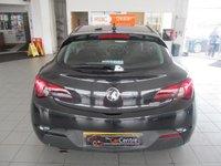 USED 2013 63 VAUXHALL ASTRA 1.4 GTC SPORT 3d AUTO 138 BHP