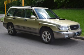 2002 SUBARU FORESTER 2.0 S TURBO AWD 5d 170 BHP £1999.00