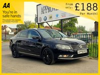2013 VOLKSWAGEN PASSAT 2.0 HIGHLINE TDI BLUEMOTION TECHNOLOGY DSG 4d AUTO 139 BHP £8775.00