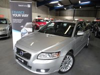 USED 2011 61 VOLVO V50 1.6 DRIVE SE LUX EDITION S/S 5d 113 BHP
