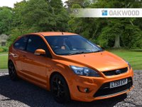 USED 2009 59 FORD FOCUS 2.5 ST-2 3d 223 BHP