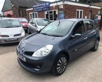 USED 2008 58 RENAULT CLIO 1.1 EXPRESSION 16V 5d 75 BHP