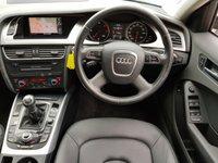 USED 2012 12 AUDI A4 2.0 TDI TECHNIK 4d 134 BHP SAT-NAV, LEATHER SEATS Full Leather Seats /Sat-Nav /Park Sensors/ Bluetooth