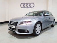 2012 AUDI A4 2.0 TDI TECHNIK 4d 134 BHP SAT-NAV, LEATHER SEATS £6277.00