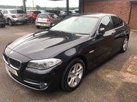 2012 BMW 5 SERIES 2.0 520D EFFICIENTDYNAMICS 4d 181 BHP £6690.00