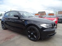 2010 BMW 1 SERIES 2.0 116I SPORT LOOKS GOOD AND GRET MILES £5000.00
