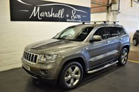 2012 JEEP GRAND CHEROKEE 3.0 V6 CRD LIMITED 5d AUTO 237 BHP £12299.00